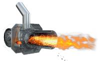 Hořák 8 - 36 kW
